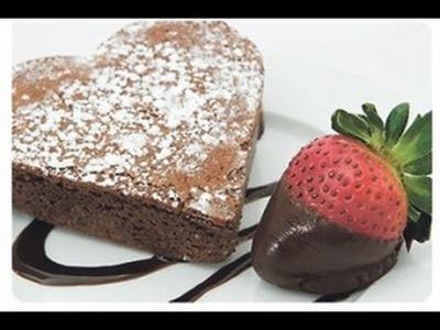 Brownie de chocolate express (al microondas)