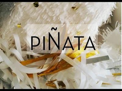 Cómo decorar piñata | Decoración de fiestas | Piñata DIY