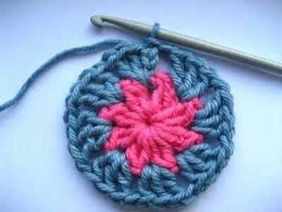 Como Hacer una Caja con Tejido a Crochet - Hogar TV por Juan Gonzalo Angel