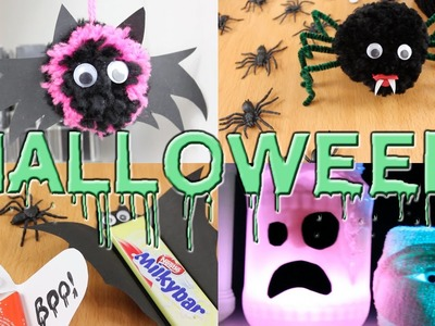 Ideas DIY Para Halloween | Deco | Angicupcakesblog