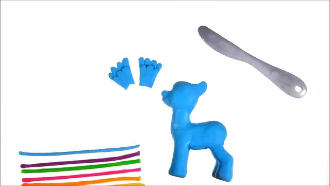Play-Doh España Mira Lo Que He Hecho Tutorial Rainbow Dash