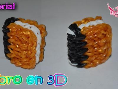 ♥ Tutorial: Libro en 3D de Gomitas (sin telar) ♥