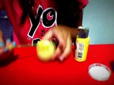 DIY-Como hacer Plasticola de Coloor✝