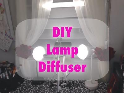 DIY ♡  Lamp Diffuser. Difusores de Luz ♡