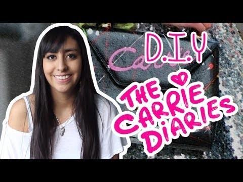 ღ DIY Bolsa #TheCarrieDiaries ღ | LuzDepp