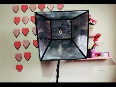 DIY: Caja de luz y soporte | Crea Para Ti