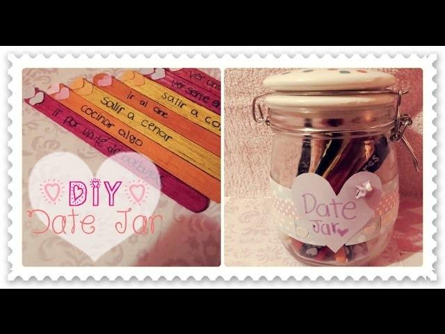 DIY: Date Jar ♥