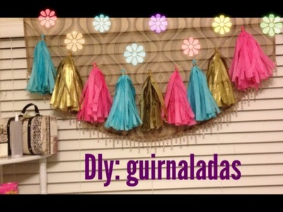 DIY:  decoracion de habitacion