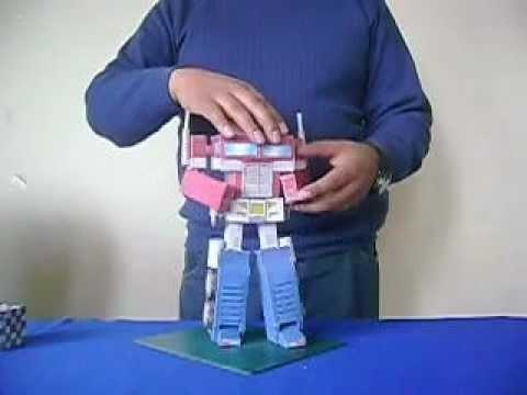 Optimus by denarcien