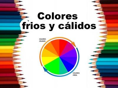 """Teoría del color Cap. 4 """"Temperatura del color, frios y cálidos"""""""