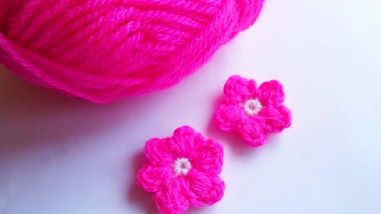 Haz una Bonita Flor de Punto - Hazlo tu Mismo Manualidades - Guidecentral