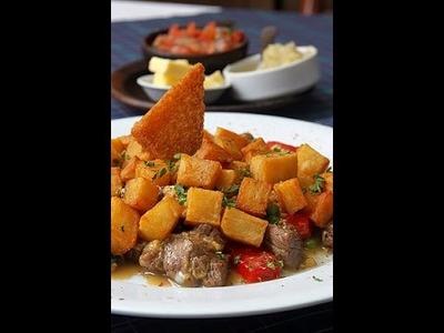 Receta: Fricase De Carne (muy facil y delicioso) - Silvana Cocina Y Manualidades