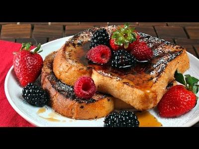 Receta: Tostadas Francesas - Silvana Cocina Y Manualidades
