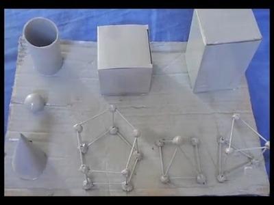 DIY; Como hacer figuras geométricas.