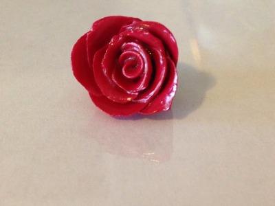 Haz Auténticas Rosas con Fimo  - Hazlo tu Mismo Manualidades - Guidecentral