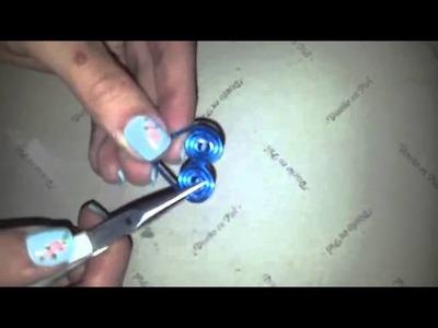 Manualidades: como hacer pulseras o abalorios - aprender a hacer pulseras