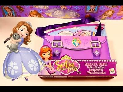 Princesa Sofía the first Maletín Creativo Juguetes Disney manualidades