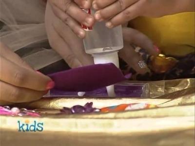 Tv Kids - Las manualidades Porta celular