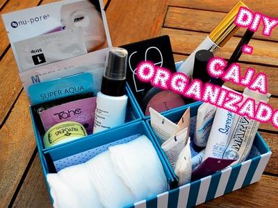 DIY - Recicla cajas y haz imanes para ordenar tu cuarto