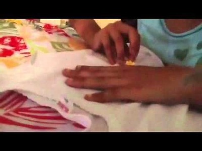 Manualidades: como hacer una blusa a una ramera personaliza