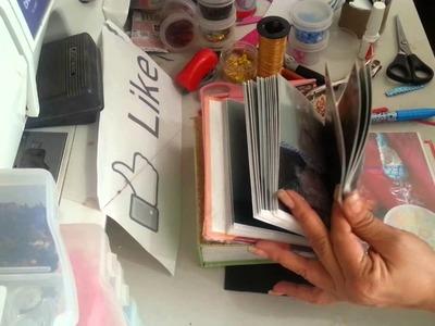 Consejo para hacer su book o  Portafolio de manualidades