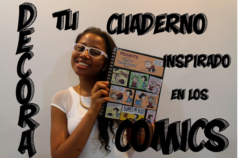DIY CUADERNO DE COMICS ♡ DIY SCHOOL SUPPLIES ♡