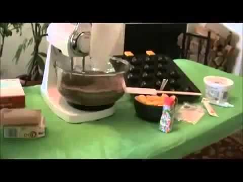 MANUALIDADES   Como Hacer Cake Pops   Parte 11