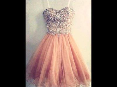 Manualidades para chicas 12 vestidos de 15