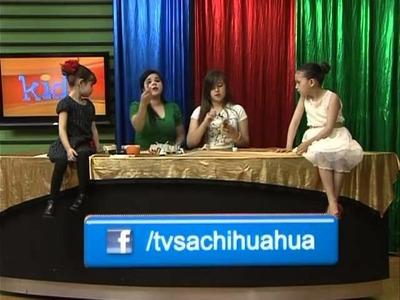 Tv Kids - Las manualidades Gusanitos