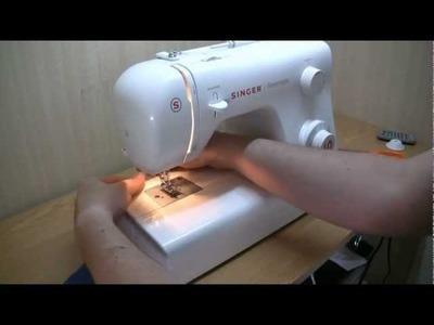 Como confeccionar ropa interior para damas: maquina de coser