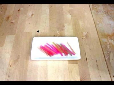 Cómo hacer gusanos de gelatina | facilisimo.com