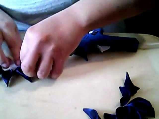Como hacer una flor para broche oh diadema