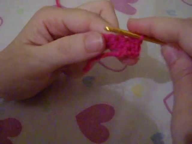 Crochet 4: Punto Bajo