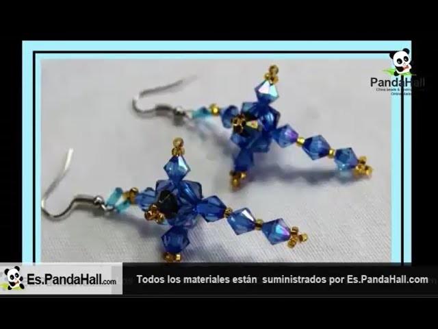 Cruz en perlas de cristal austria.es.pandahall.com