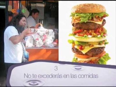 """Decálogo de la buena digestión [""""Revista del Consumidor TV"""" 21.3]"""