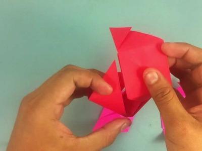 Hacer un cubo - Juegos para niños