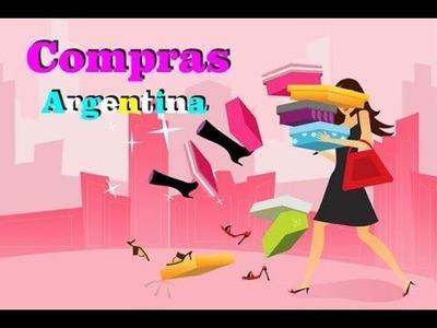"""Haul : """"Chinitos"""" y manualidades Parte 2 - Argentina"""