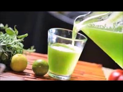 LIMON Y BICARBONATO PARA ADELGAZAR.Water with lemon and bicarbonate.Alkaline diet.