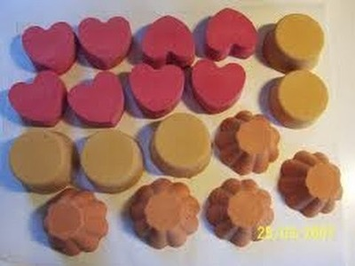 Reutilizar los restos de jabón de baño. DIY - Make soap from old soap. EcoDaisy