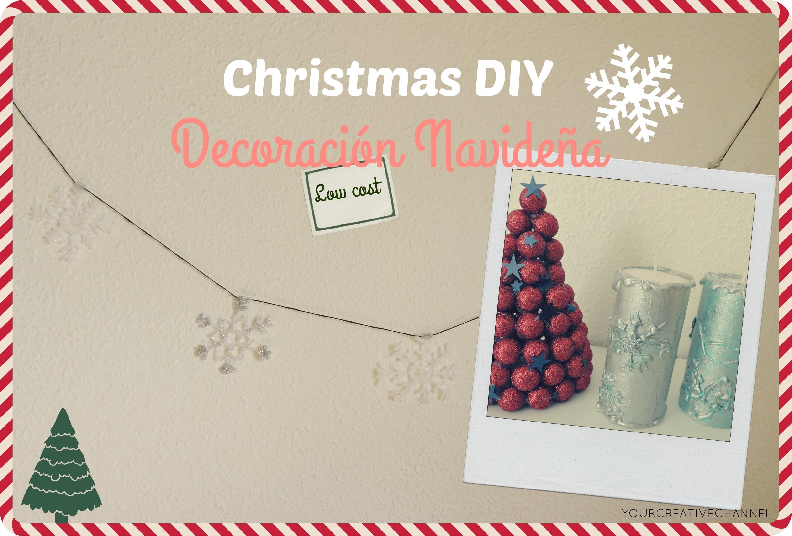 Decoraciones Navideñas DIY - Christmas DIY decorations