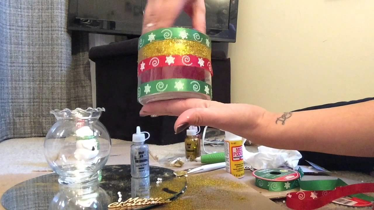 DIY Christmas!!!  Adornos para Navidad facil de hacer
