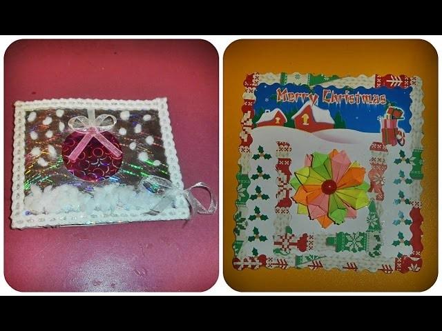 DIY. Christmas cards. Novogodisnje cestitke. Tarjetas de navidad
