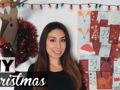 CHRISTMAS DIY | Calendario de Adviento Makeup + Reno