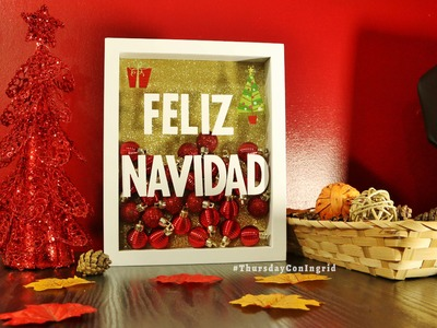 DECORACION NAVIDEÑA #2 - christmas DIY - Thursday Con Ingrid