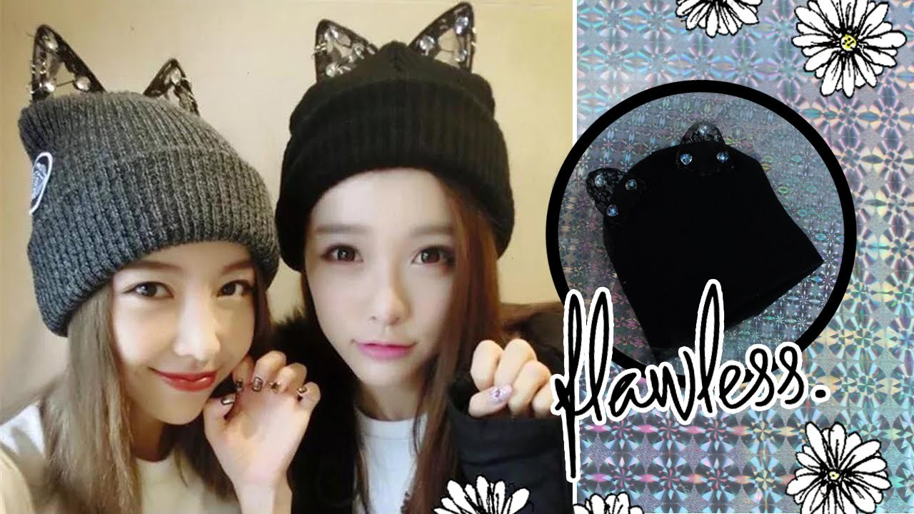 DIY: Gorro de Gatito | Cat Beanie | Akari Beauty