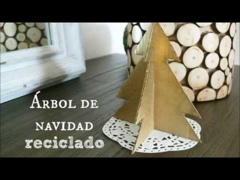 Árbol de Navidad 3D. Christmas tree