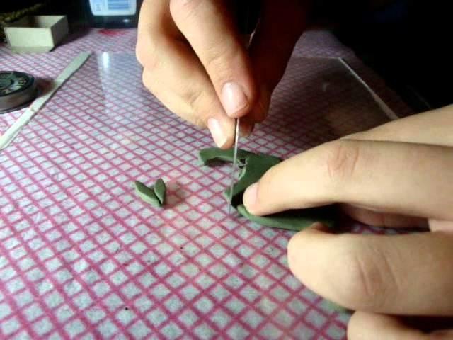Bisutería en masa flexible:Conjunto de collar y pulsera rasta