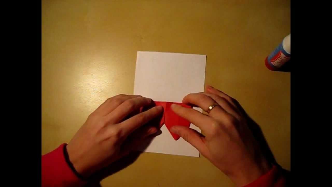 Cómo hacer una tarjeta de San Valentín
