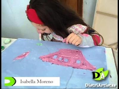 Cursos de arte, manualidades y pintura para niños y jovenes