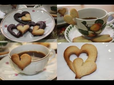 Galletas decoradas para San Valentín. Valentine's cookies